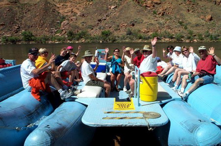 one day grand canyon rafting tours